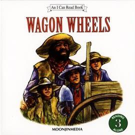 〈汪培珽英文書單〉〈An I Can Read系列:Level 3)WAGON WHEELS /(單CD)