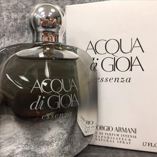 Giorgio Armani 亞曼尼 海藍 銀 寄情水 女性淡香精 50ml 有蓋 TESTER◐香水綁馬尾◐