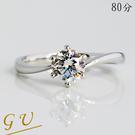 【GU鑽石】A93擬真鑽求婚戒指女友生日...