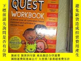二手書博民逛書店Brain罕見Quest Workbook, Grade 2Y2