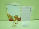【震撼精品百貨】CorocoroKuririn 可樂鈴天竺鼠~信封信紙組『水果』