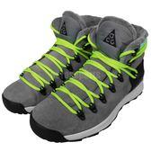 【四折特賣】 Nike Wmns Zoom Mid Astoria 灰 黑 螢光黃 戶外 靴子 女鞋 【PUMP306】 599489-090