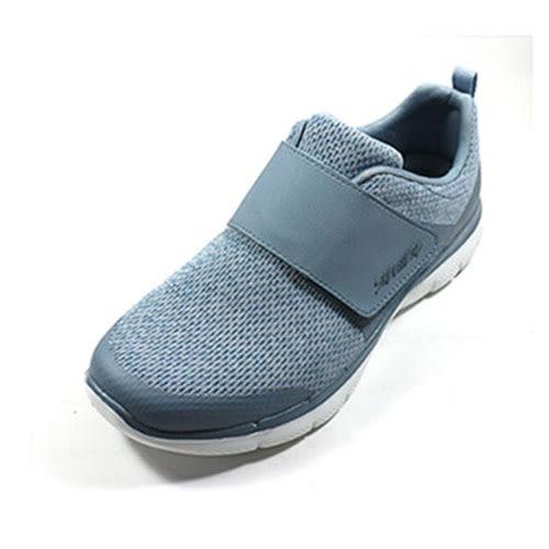65折~SKECHERS (女) Flex Appeal 2.0 運動系列 記憶型鞋墊 休閒 健走鞋-12898SLT 藍【陽光樂活】