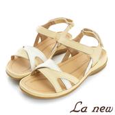 【La new】DCS舒適動能氣墊涼鞋(女223065540)