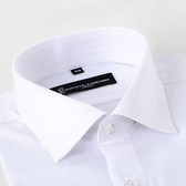 ROBERTA DI CAMERINO 諾貝達長袖暗紋白襯衫