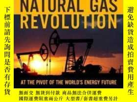 二手書博民逛書店【罕見】2013年 The Natural Gas Revolu