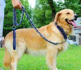 狗項圈 防咬狗鍊子鐵鍊中型大型犬狗狗牽引繩金毛拉布拉多 珍妮寶貝