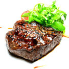 台北君品酒店6F茶苑2人平日頂級牛排吃到...