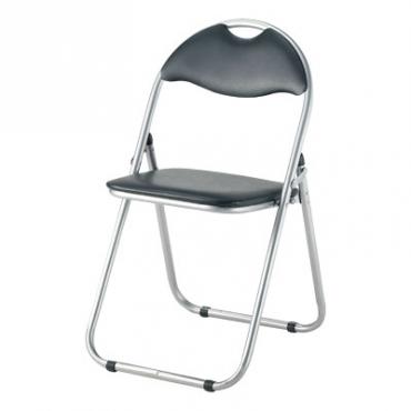 實用型折疊椅 45x44x78cm 收合簡易 鐵管材質 穩定性佳