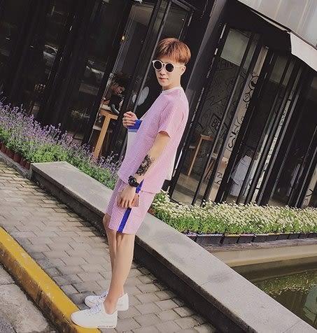 找到自己 韓國連身品牌 套裝 透氣 街頭 服裝 服飾
