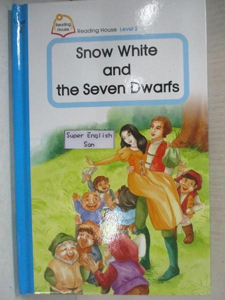 【書寶二手書T1/少年童書_C33】Snow white and the seven