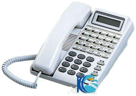 聯盟 UD-F 12TD  12外線顯示型數位電話機-[總機系統  企業電話系統]-廣聚科技