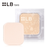 LB 無瑕柔肌粉餅補充蕊(附粉撲) 白晳色