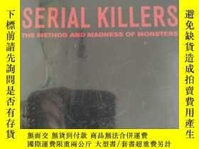 二手書博民逛書店Serial罕見Killers: The Method and