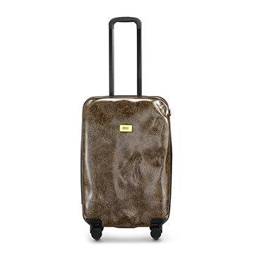 Crash Baggage Medium Trolley with 4 Wheels 羽緞圖騰系列 衝擊 行李箱 中尺寸 25 吋