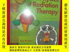 二手書博民逛書店The罕見Physics of Radiation Therap