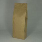 東尚公版袋FK500 500g牛皮紙袋夾邊合掌封袋=50個/盒(無氣閥)