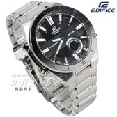 EDIFICE ERA-110D-1A 立體金屬時刻 雙顯錶 計時碼錶 男錶 10年電力 ERA-110D-1AVDF CASIO卡西歐