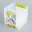 日本製【Sanada】整理盒2入 正方 S /D-5569