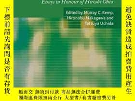 二手書博民逛書店Positive罕見And Normative Analysis In International Economi