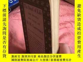 二手書博民逛書店英文原版:The罕見Deed of life 書口微黃 微黃斑Y