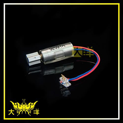 ◤大洋國際電子◢ 412空心杯震動馬達(帶固定架) DC1.5~3v 額定電壓2v  實驗室 教學 玩具 1117C