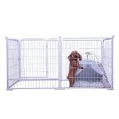 寵物圍欄寵物狗狗圍欄室內隔離小型犬泰迪中大型犬金毛兔子柵欄家用狗籠子YYP 町目家