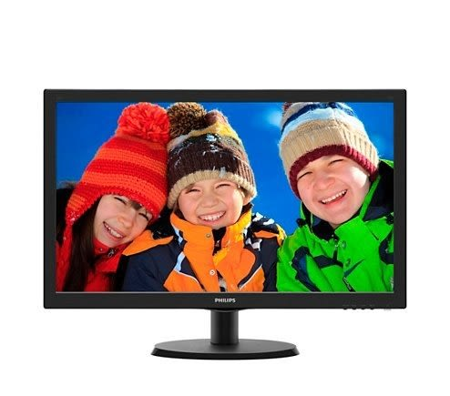 飛利浦 PHILIPS 223V5LSB2 22型LED寬螢幕顯示器【刷卡含稅價】