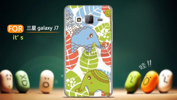♥ 俏魔女美人館 ♥[ 11494731*水晶硬殼} Samsung Galaxy J7手機殼 手機套 保護殼 保護套