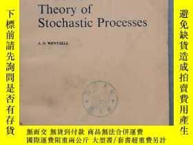二手書博民逛書店A罕見course in the theory of stochastic processes(P502)Y1