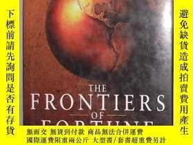 二手書博民逛書店英文原版罕見Frontiers of Fortune by Jo
