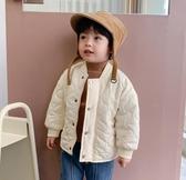 兒童外套 男童冬裝棉服2019韓版新款兒童加絨洋氣棉衣寶寶加厚外套潮【快速出貨八折搶購】