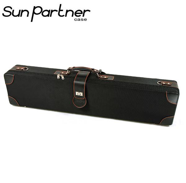 小叮噹的店- 高級二胡盒 (黑色) Neptune SP810 二胡 硬盒 麂皮絨
