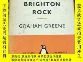 二手書博民逛書店Brighton罕見Rock,AN ENTERTAINMENTY286158 GRAHAM GREENE PE
