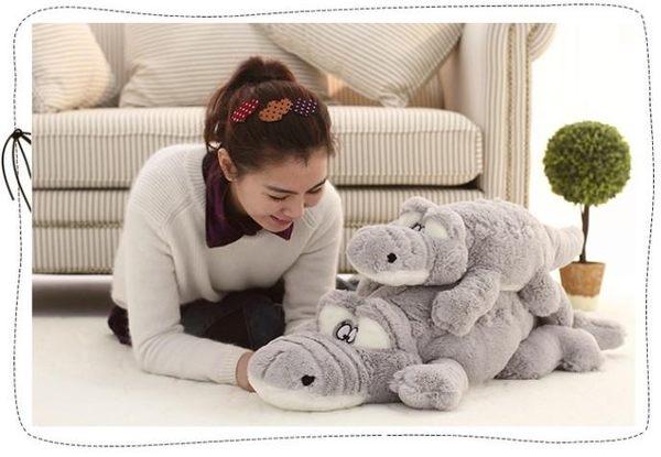 【90公分】毛絨絨鱷魚抱枕 男朋友娃娃 睡覺玩偶 絨毛娃娃 聖誕禮物交換禮物 告白 生日禮物
