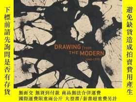 二手書博民逛書店Drawing罕見From The ModernY256260 1975-2005 Vol. 3 Moma
