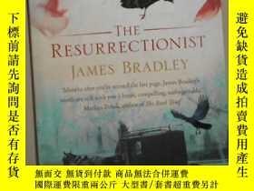 二手書博民逛書店英文原版罕見The Resurrectionist by Jam