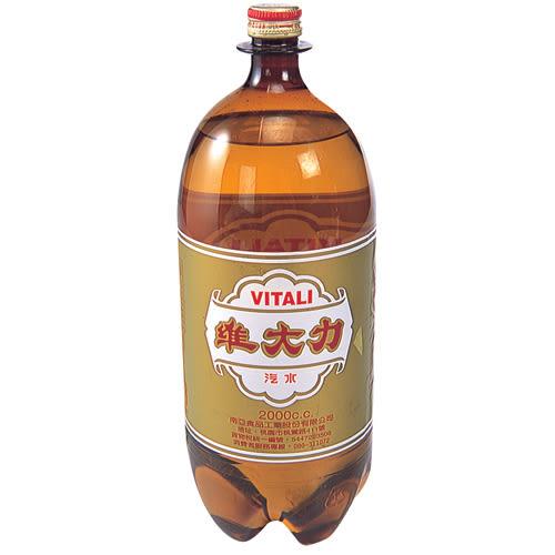 維大力汽水寶特瓶2000ml【愛買】
