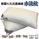 【嘉新床墊】〝美國七孔抗菌纖維 / 水洗...