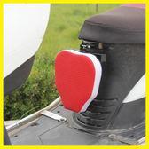 電動機車兒童座椅前置可折疊 踏板電瓶車小孩寶寶嬰兒安全座椅