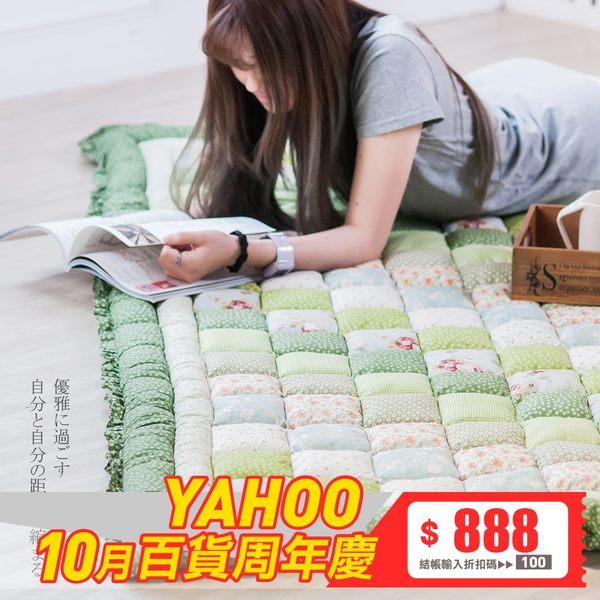 床墊 榻榻米床墊 韓式饅頭墊 榻榻米墊 純手工 坐墊【E047】