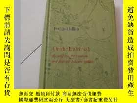 二手書博民逛書店On罕見the Universal The Uniform, t