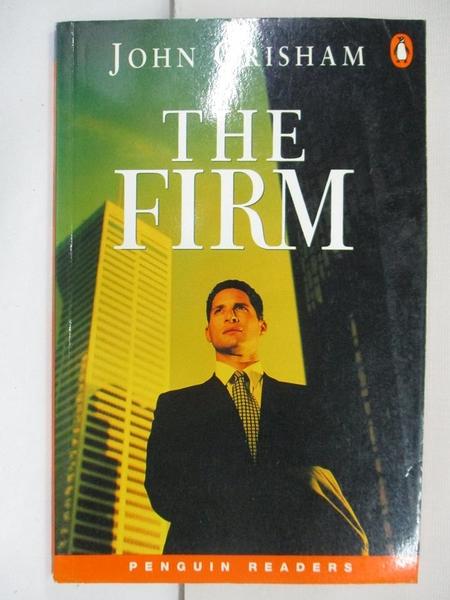 【書寶二手書T1/原文小說_CXD】The Firm (ESL Penguin Readers)_GRISHAM, JOHN, 約翰.葛里遜