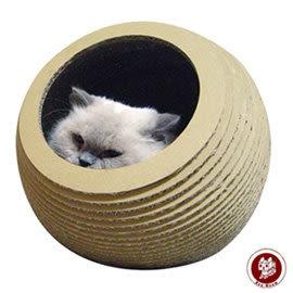 黑熊館 Box Meow 瓦楞貓抓板-財源滾滾 (CS018)