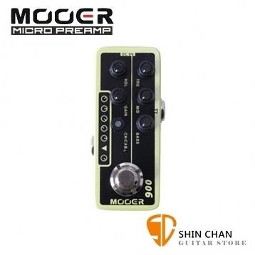 Mooer 006 Classic Deluxe 迷你音箱前級模擬效果器【Micro Preamp】【Fender Blues Deluxe】