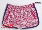 Kappa 女生3D單層短褲FB52-6302-1
