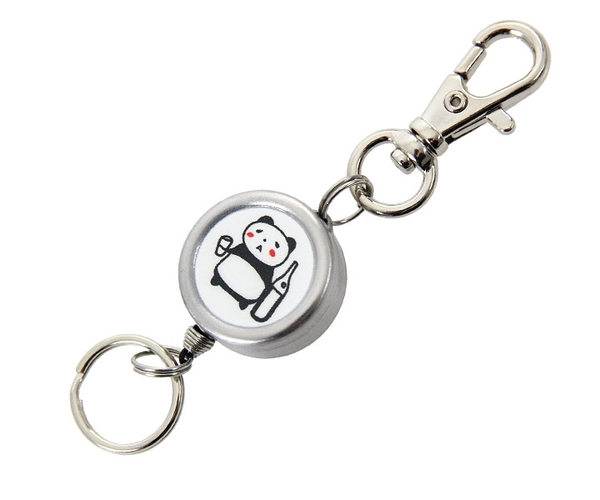 【S4】Reel Keyholder DrinkPanda 飛鏢配件 DARTS