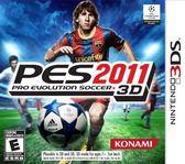 3DS Pro Evolution Soccer 2011 3D 世界足球競賽 2011 3D(美版代購)