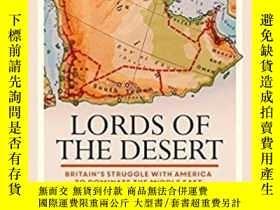 二手書博民逛書店Lords罕見Of The Desert-沙漠之王Y436638 不祥 Simon & Schuste