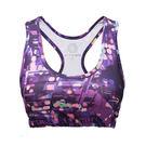 運動也可以很時尚 穿插設計穩定胸型,舒展背部 吸濕排汗素材舒適乾爽